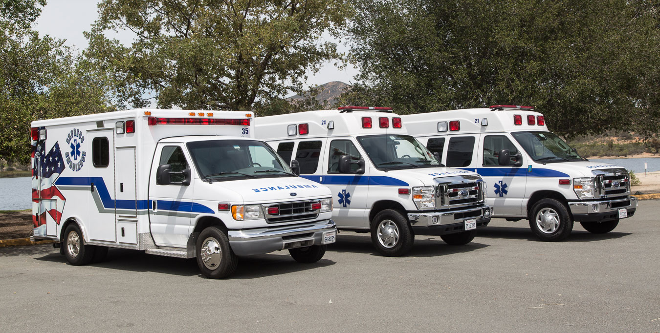 3-ambulances